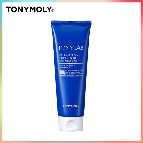 Buy [TONYMOLY] TONYLAB AC CONTROL ACNE FOAM Singapore
