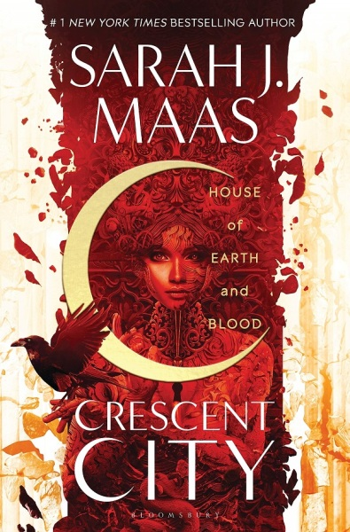 Crescent City: House of Earth and Blood / English Fiction Books / (9781526610126)