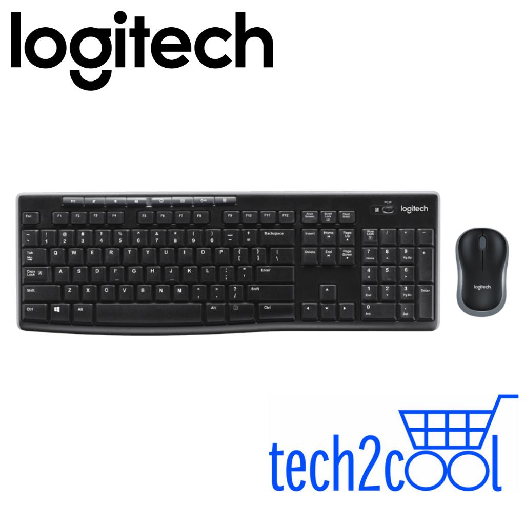 Logitech MK270r Wireless Combo #Promotion Singapore