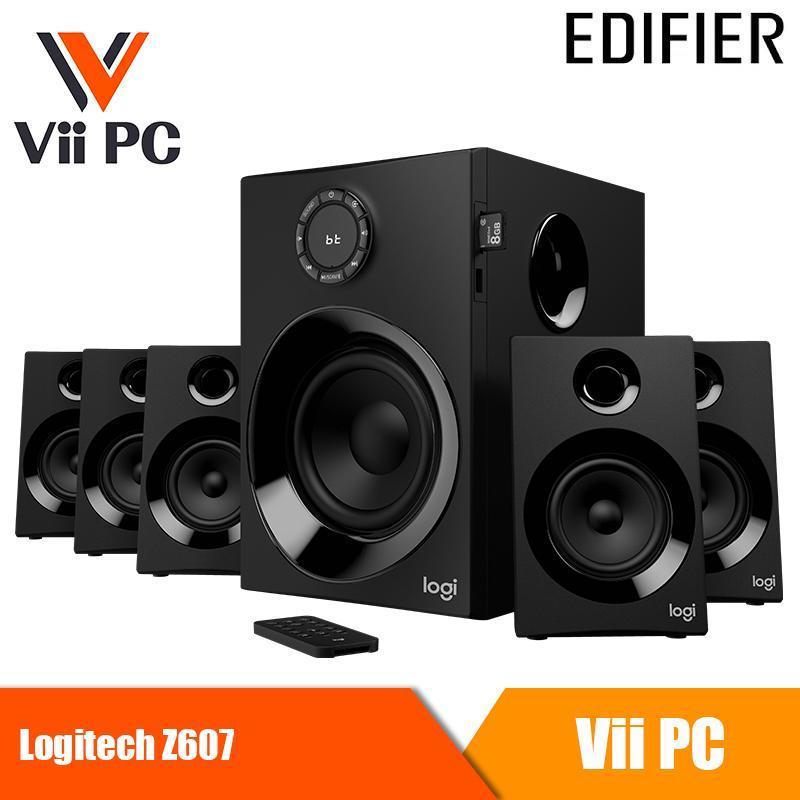 LOGITECH Z607 5.1 Surround Sound with Bluetooth Singapore
