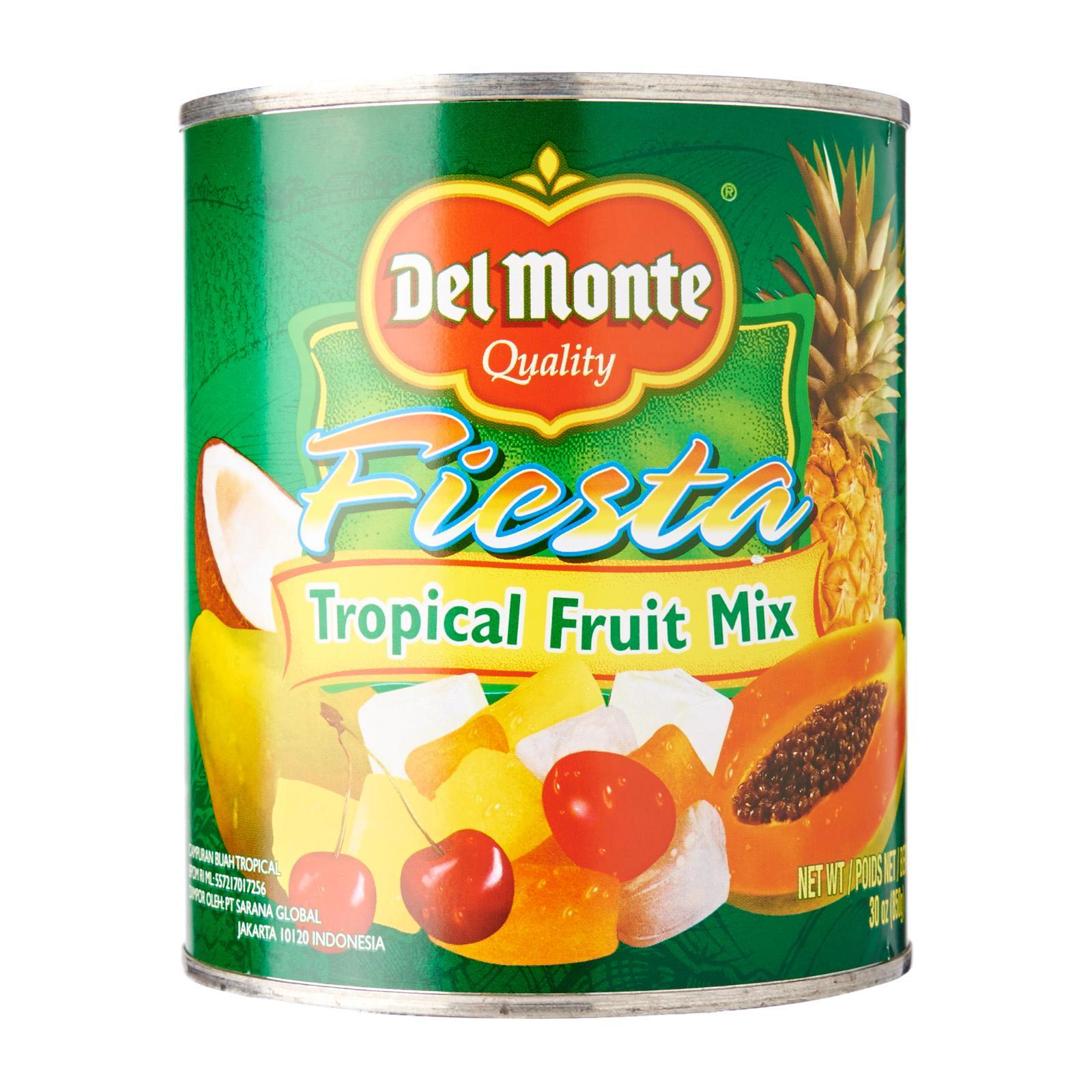 Del Monte Fiesta Tropical Fruit Mix