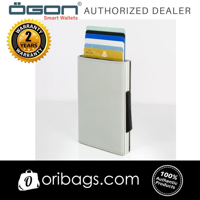 OGON Cascade Wallet RFID Safe - Cloud (Glossy)