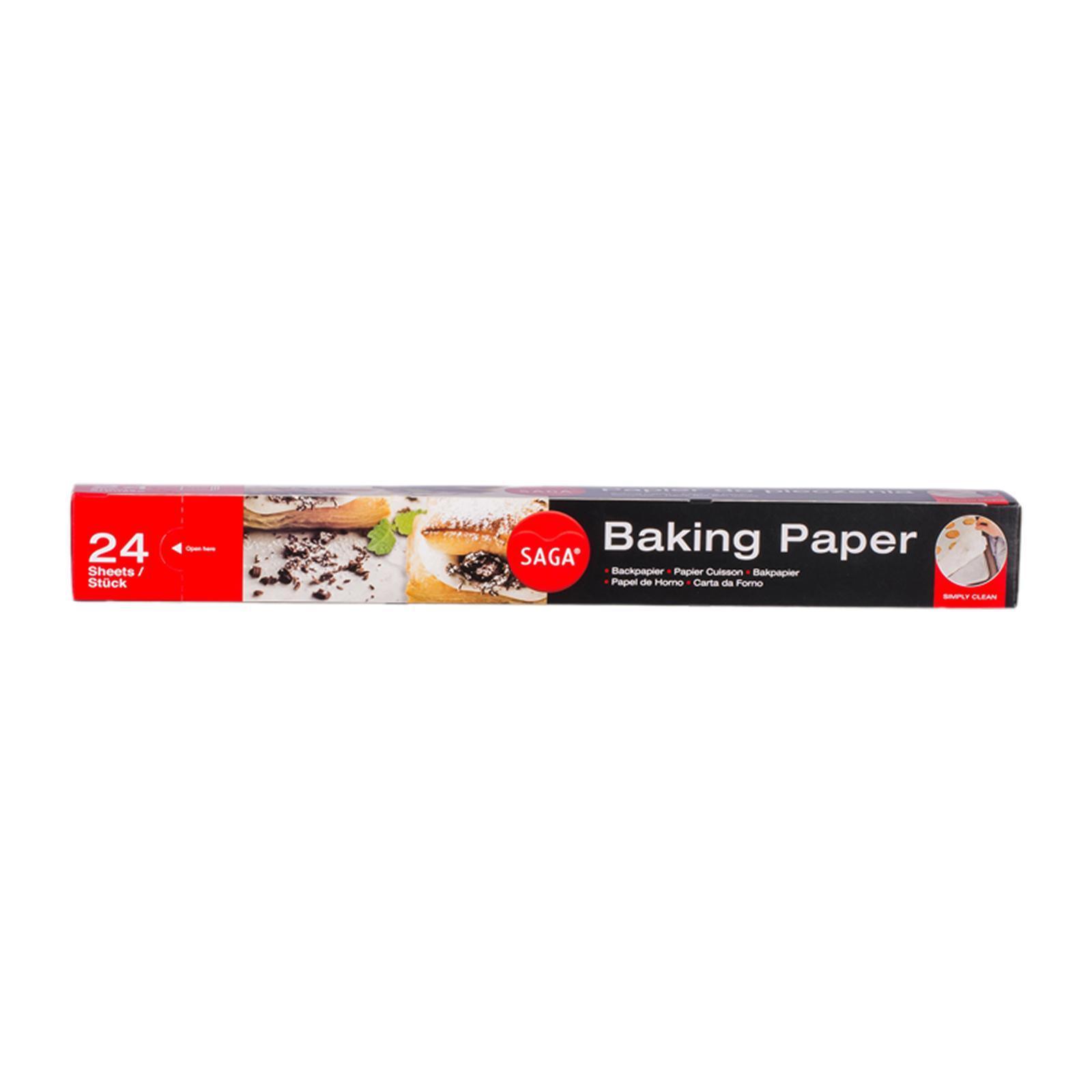 Saga Baking Sheet Silicon 38 x 42cm