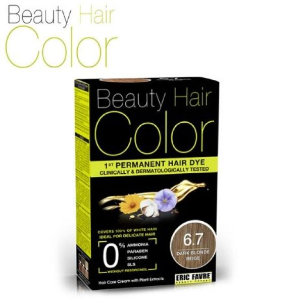 Buy Beauty Hair Color (BHC) 6.7 Dark Blonde Beige Singapore