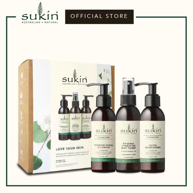 Buy SUKIN LOVE YOUR SKIN (125ml x 3) Singapore