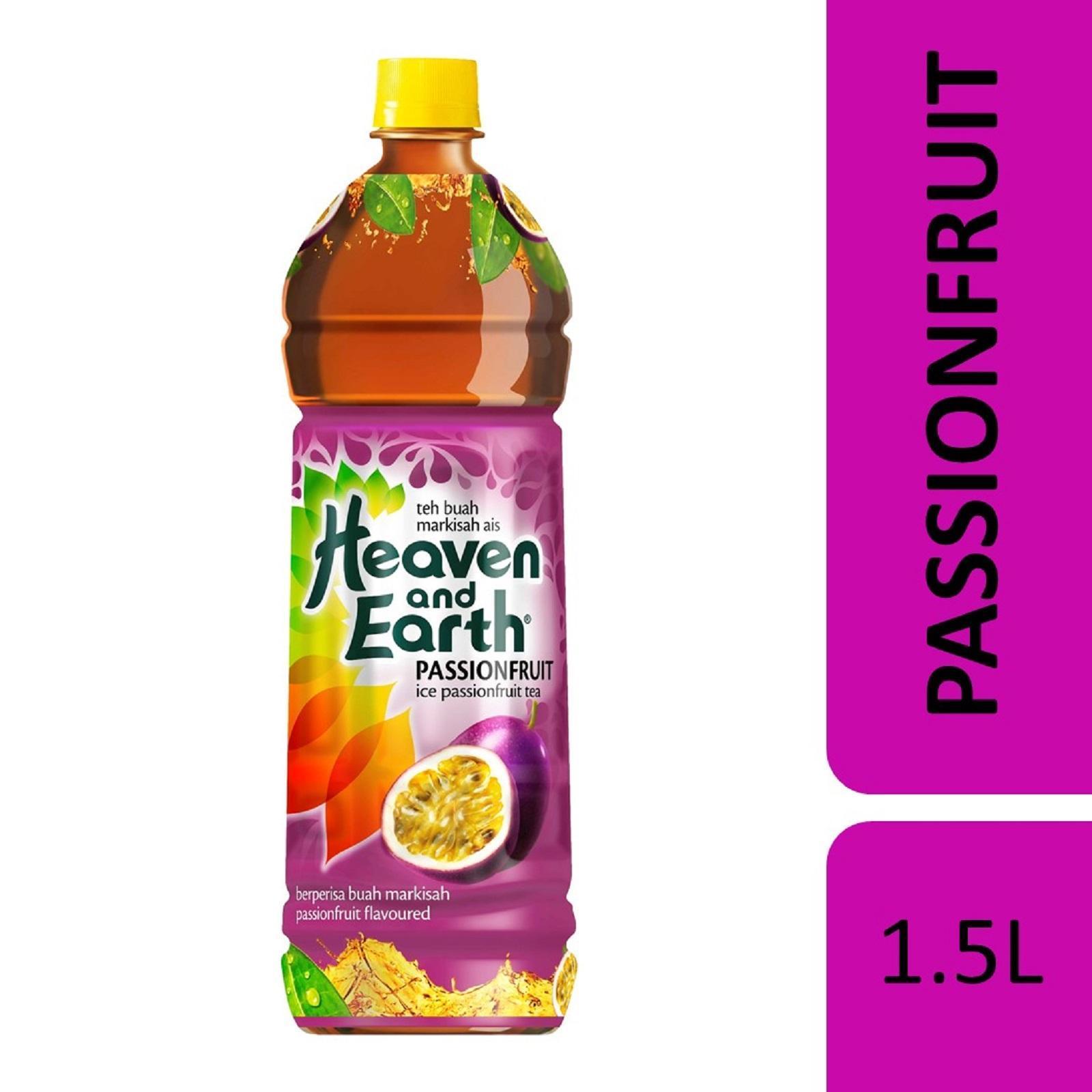 Heaven & Earth Bottle Drink - Jasmine Green Tea