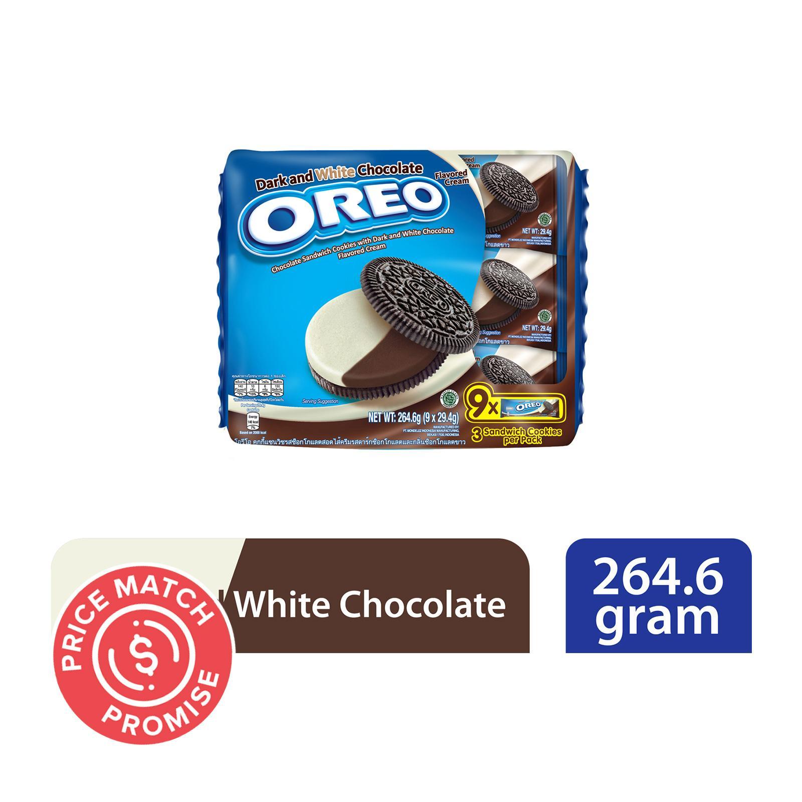 Oreo Dark And White Chocolate Multipack