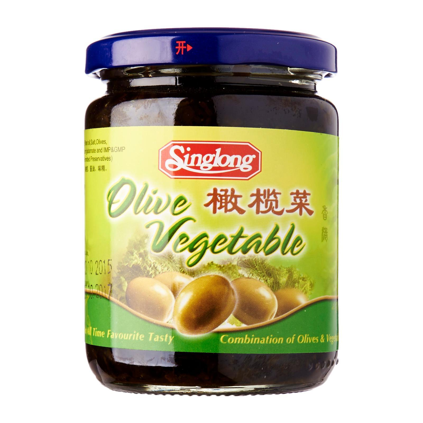 Sing Long Olive Vegetable By Redmart.