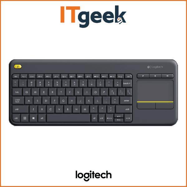 Logitech K400 Plus Wireless Touch Keyboard Singapore