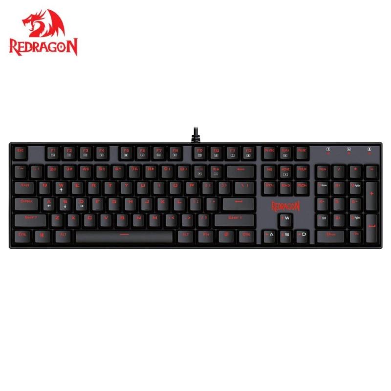 Redragon Vara Mechanical Gaming Keyboard (Single BackLight) Singapore