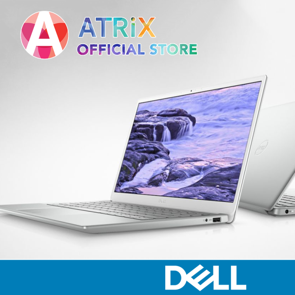 【Same Day Delivery】Dell INSPIRON 13 5300 | 1.2Kg Slim Design | 13.3inch FHD IPS 300nits | i5-10210U | 8GB RAM | 512GB SSD | 2Y Dell Warranty | 5300-10285SG