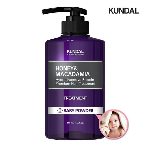 Buy [KUNDAL] Protein Treatment 500ml Baby Powder Singapore