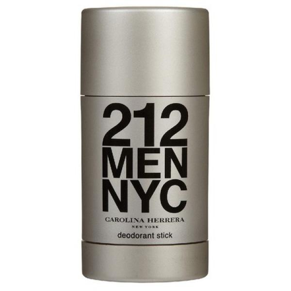 Buy Carolina Herrera 212 Men NYC Deodorant Stick 75ml Singapore