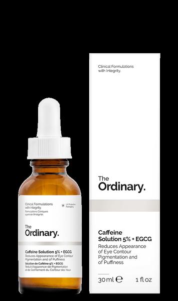Buy THE ORDINARY Caffeine Solution 5% + EGCG 30ml Singapore