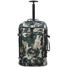 Lowest Price Eminent Lightweight Backpack With Trolley Al04N 24 Camo Green