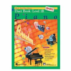 Alfreds Basic Piano Library - Solo Book - Level 1B - Top Hits Solo Book - Alfred Basic Piano Book
