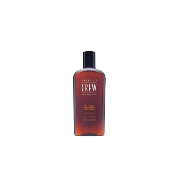 Buy American Crew 24 Hour Deodorant Body Wash 450ml Singapore
