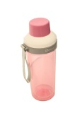 Review Aminno Double Wall Glass Travel Bottle Aminno