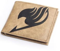 Top Rated Anime Fairy Tail Magic Association S Symbol Flying Bird Wallet Purse Holder Collection Beige