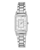 Compare Price Anne Klein Ladies Silver Toned Metal Bracelet Watch Ak 2401Wtsv Silver On Singapore