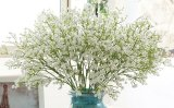 Artifical Baby S Breath Flowers 10 White Export Free Shipping