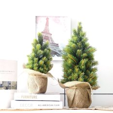 Price Artificial Pine Tree For Christmas And Home Decor 2 Sizes 19 Export Mylifeunit