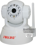 Aruki P2P Ip Camera White For Sale Online