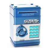 Price Comparisons For Atm Bank Safe For Coins And Bills Blue