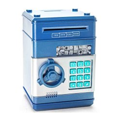 Price Atm Bank Safe For Coins And Bills Blue Oem Online