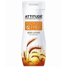 Sale Attitude Body Lotion Daily Moisturizer Attitude Branded