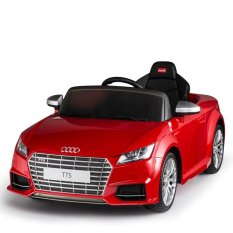 Cheapest Audi Tts Concept Electric Ride On Car Red