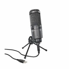 Coupon Audio Technica At2020Usb Cardioid Condenser Usb Microphone