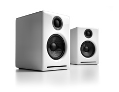 Sale Audioengine A2 Powered Speakers White From Authorized Distributor Official Product Online On Singapore