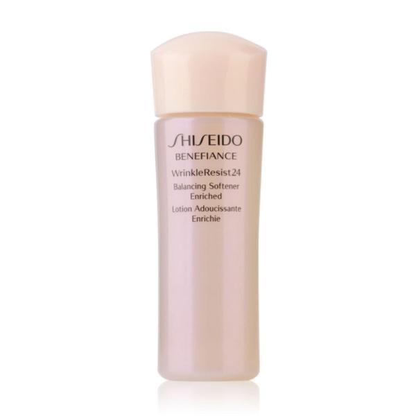 Buy Shiseido Benefiance Wrinkle Resist24 Balancing Softener Enriched 25ml Travel Size Singapore