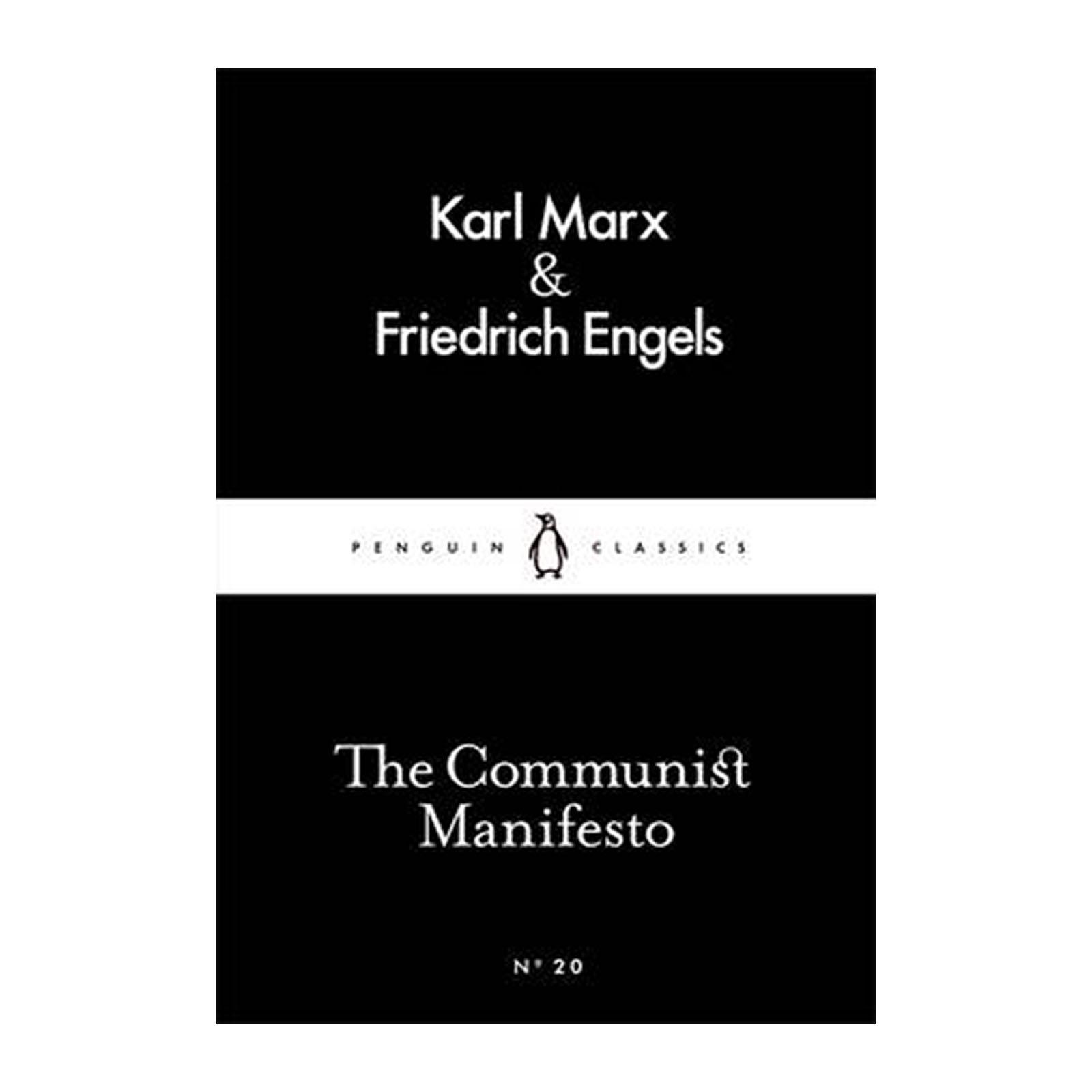 The Communist Manifesto (paperback) By Redmart.
