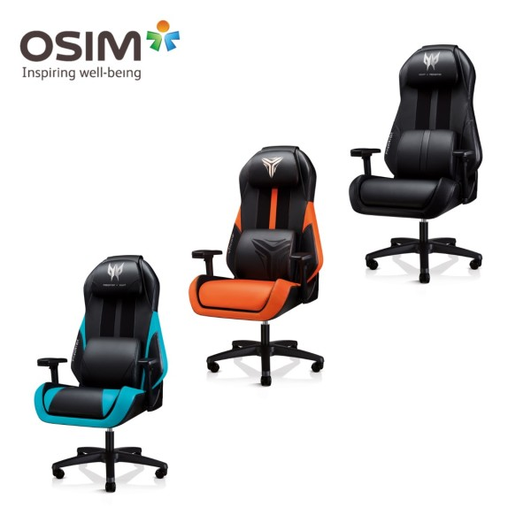 Buy Predator Gaming Chair x OSIM [Pre-order Exclusive] - delivery end March onwards Singapore