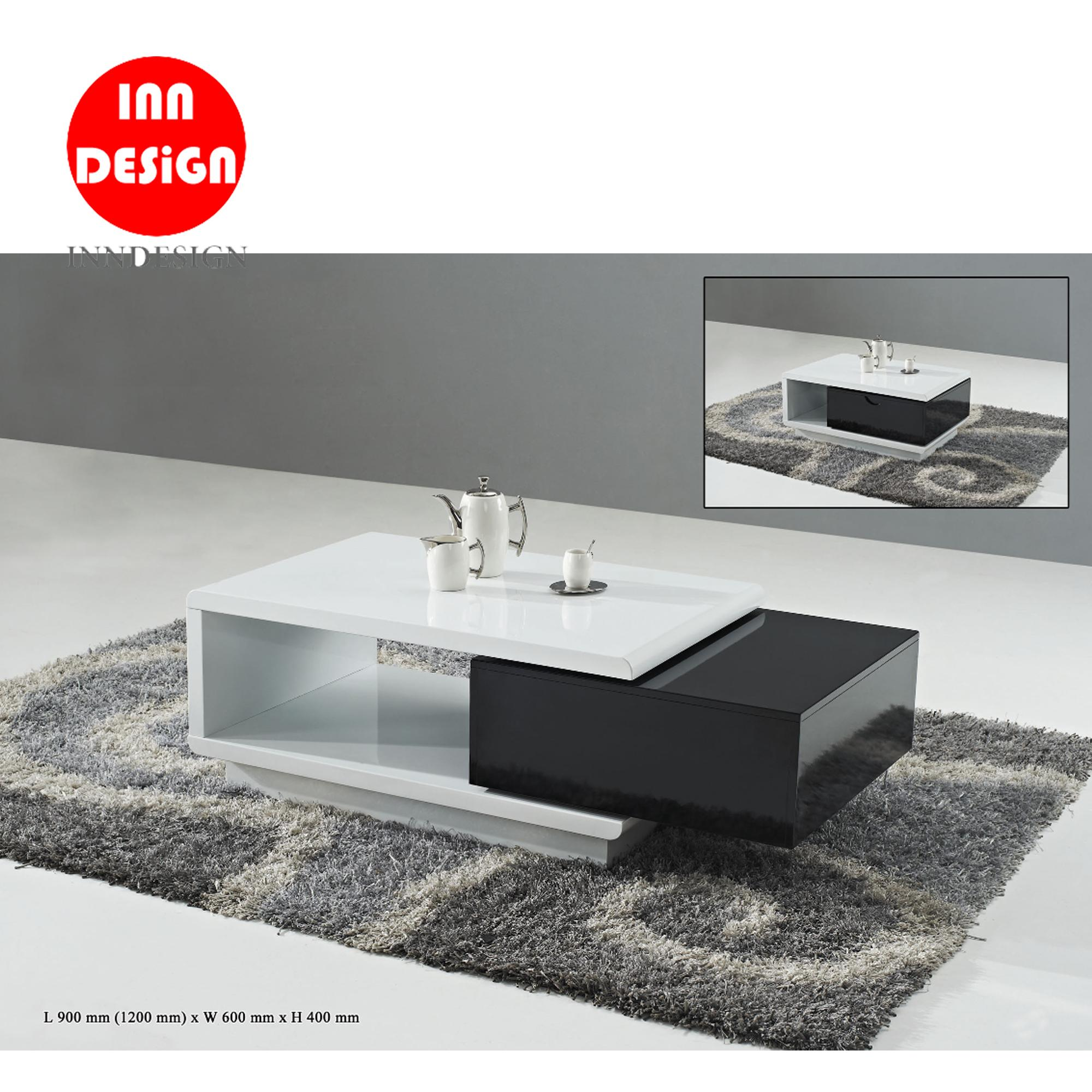 Huston Extendable Coffee Table (Free Delivery and Installation)