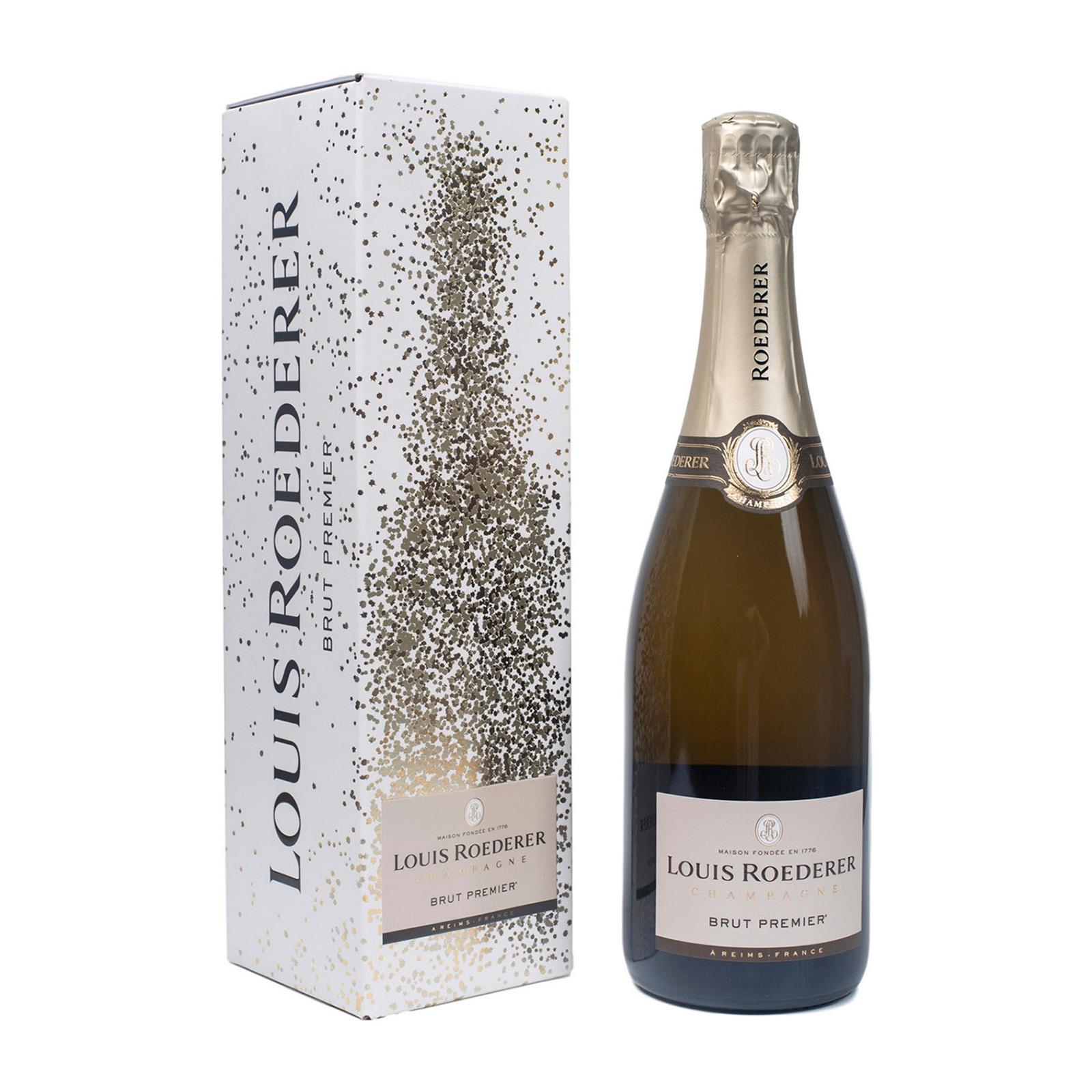 Louis Roederer Brut Premier NV with Giftbox - By Three Kraters