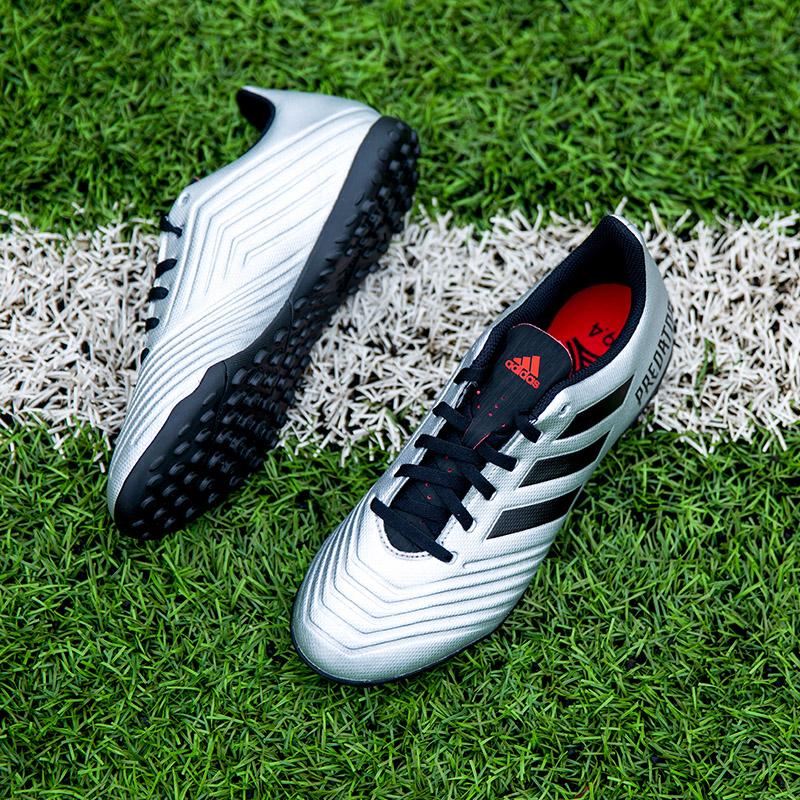 Adidas/Adidas Chính Hãng Mùa Hè Mẫu Mới PREDATOR19.4 FALCON Nam Giày Đá Bóng D97973