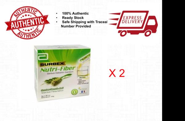 Buy 2x Abbott Surbex Nutri-fiber Body Detox Fiber 30's Singapore