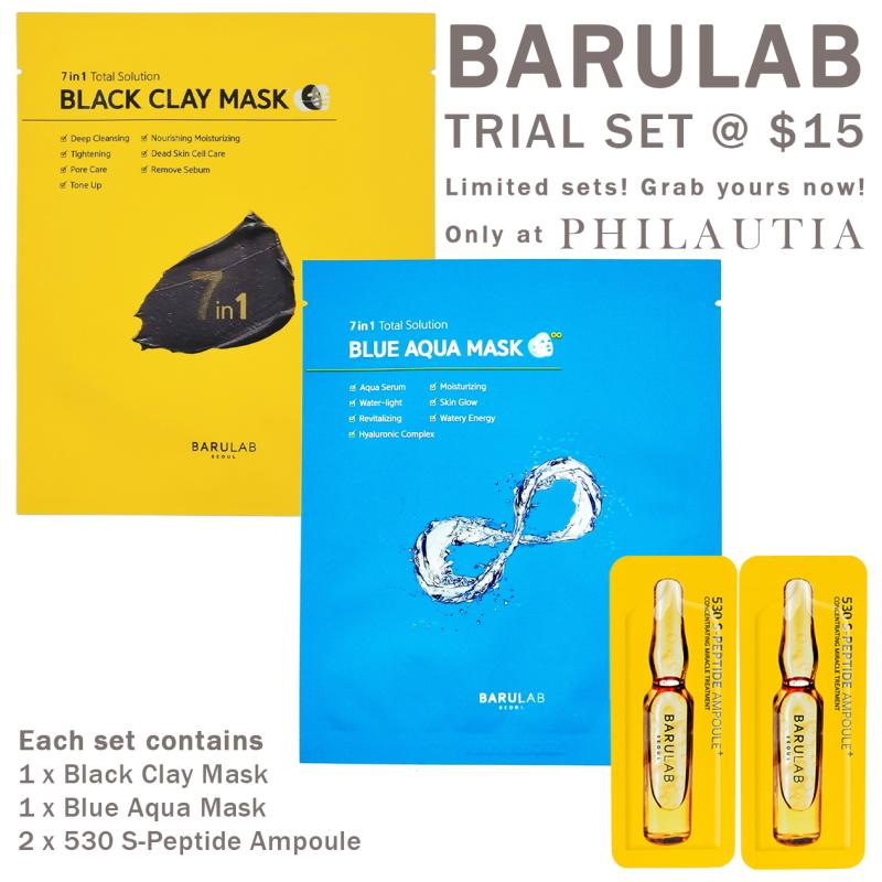 Buy Barulab Trial Set X PHILAUTIA Singapore