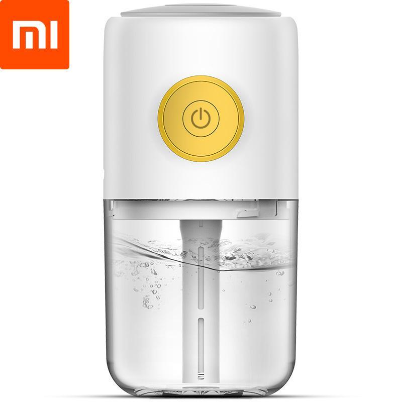 New Xiaomi Deerma Mini USB Ultrasonic Mist Aroma Essential Oil Diffuser Aromatherapy Car Air Purifier for Office Singapore
