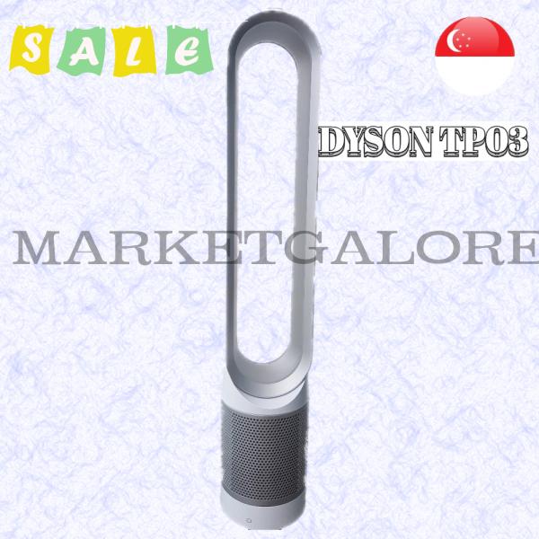 Dyson Pure Cool Link Air Purifier TP03 White Silver Singapore