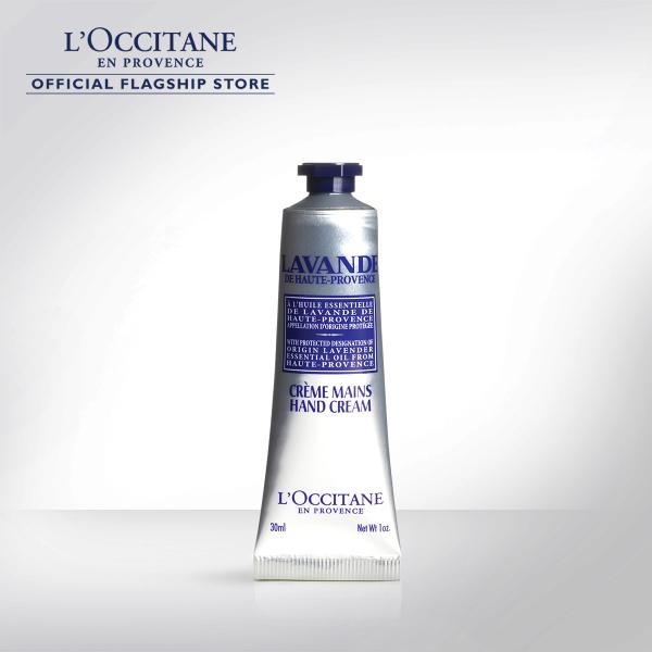 Buy LOCCITANE Lavender Hand Cream 30ml Singapore