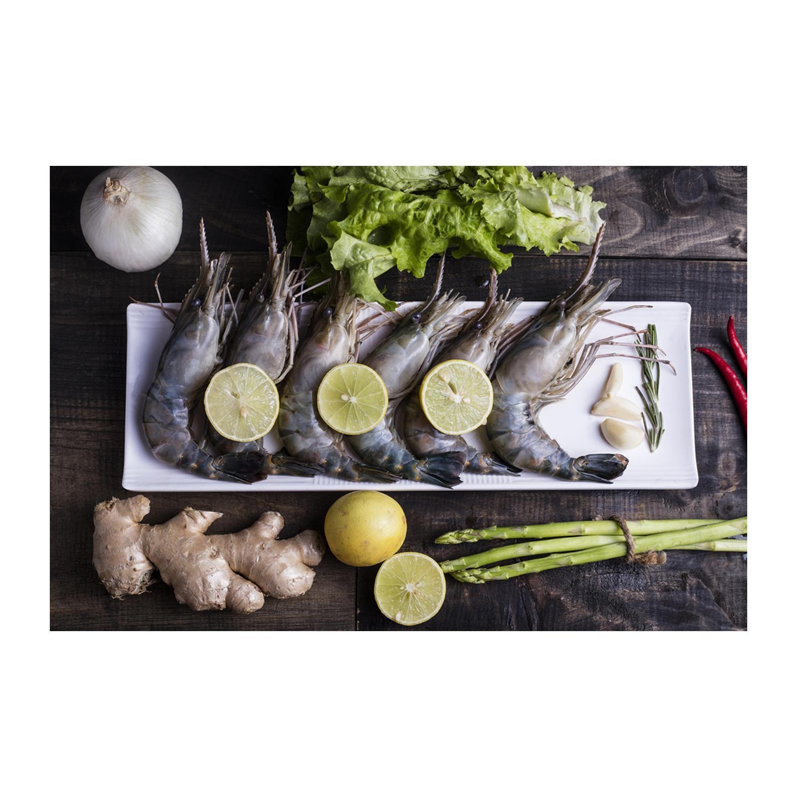 JHF Seafood TIGER PRAWNS - Frozen