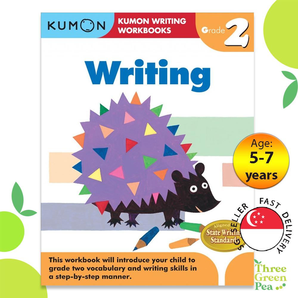 Kumon Writing Workbooks Grade 2 WRITING