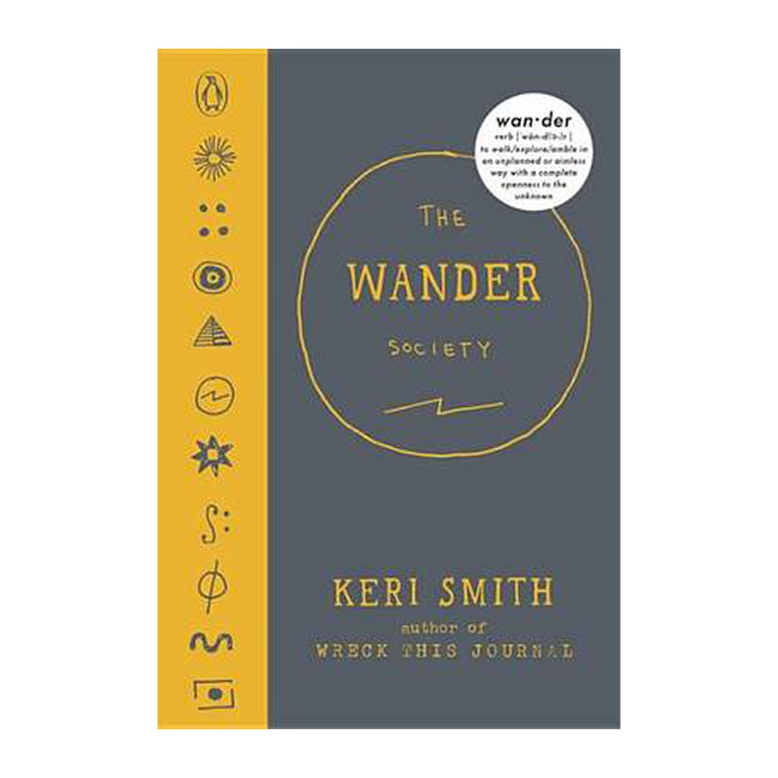 The Wander Society (Hardback)