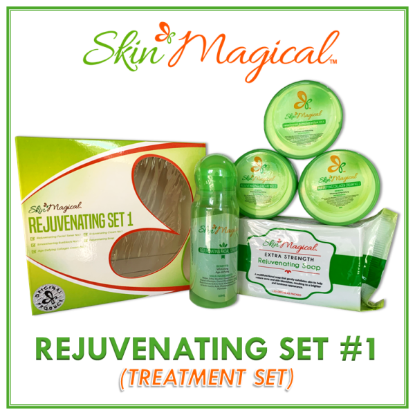 Buy Skin Magical Rejuvenating ( Marga ) for Treatment ( 4 in 1) Singapore