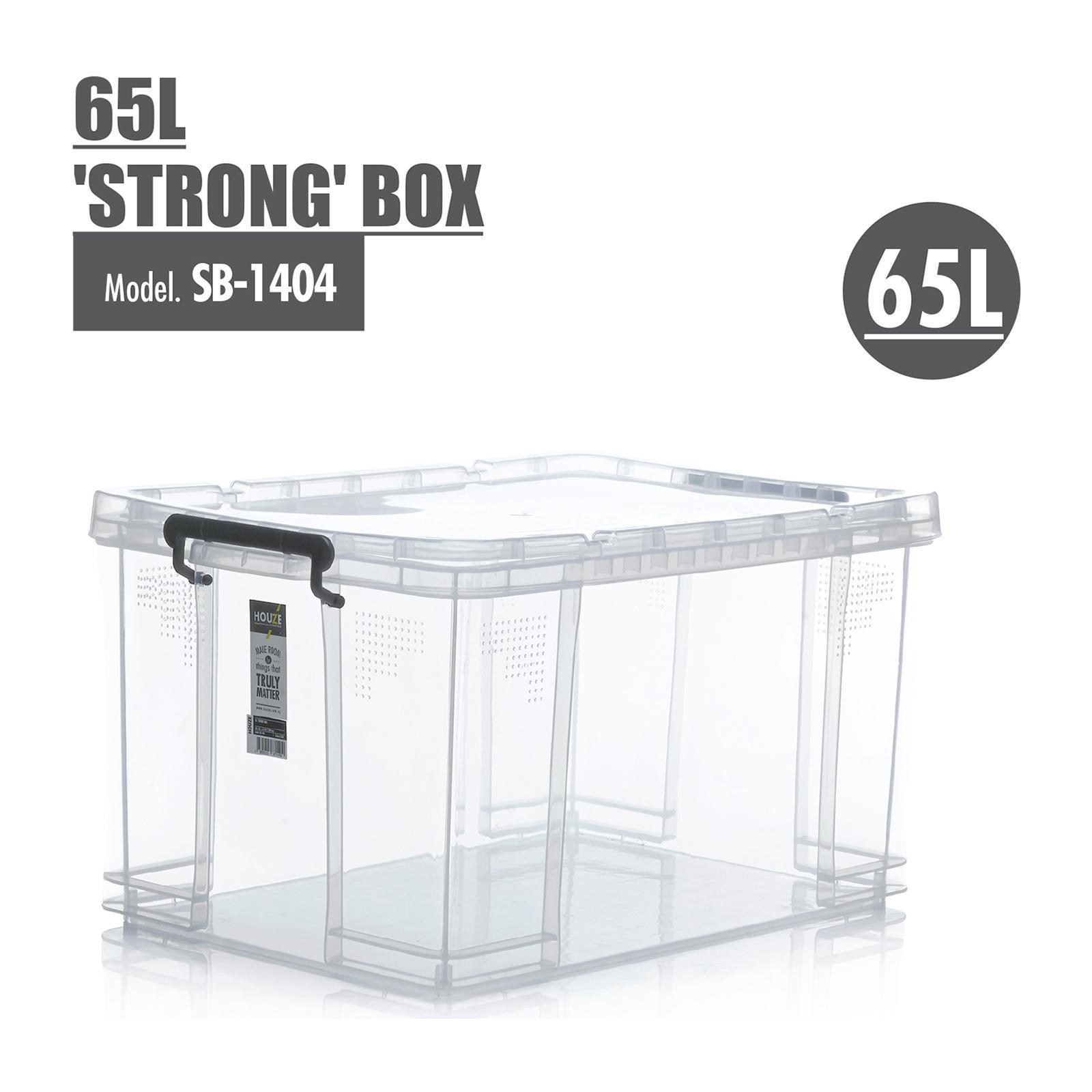 HOUZE 65L 'Strong' Box