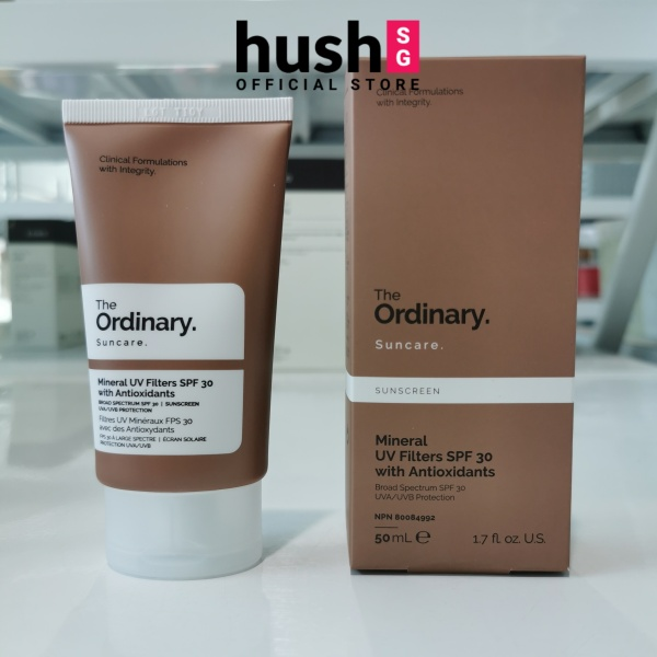 Buy THE ORDINARY  Mineral UV Filters SPF 30 with Antioxidants 50ml Singapore